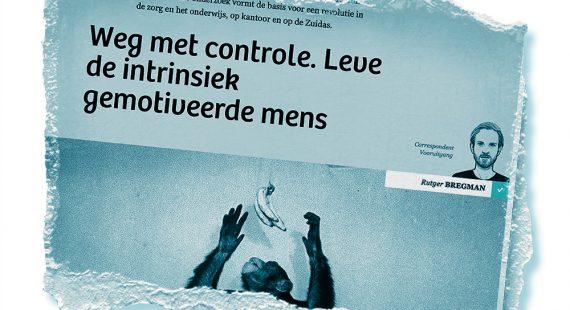 De Correspondent | Leve de intrinsiek gemotiveerde mens.